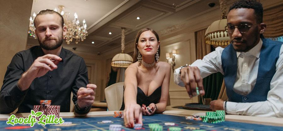 Næringsstoffer for hjernen og gambling